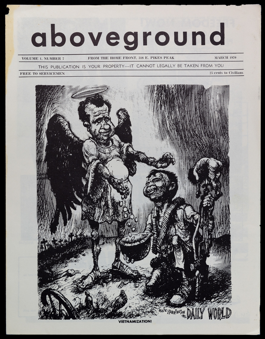 Above-Ground-Vol-1-No-7-Mar-1970
