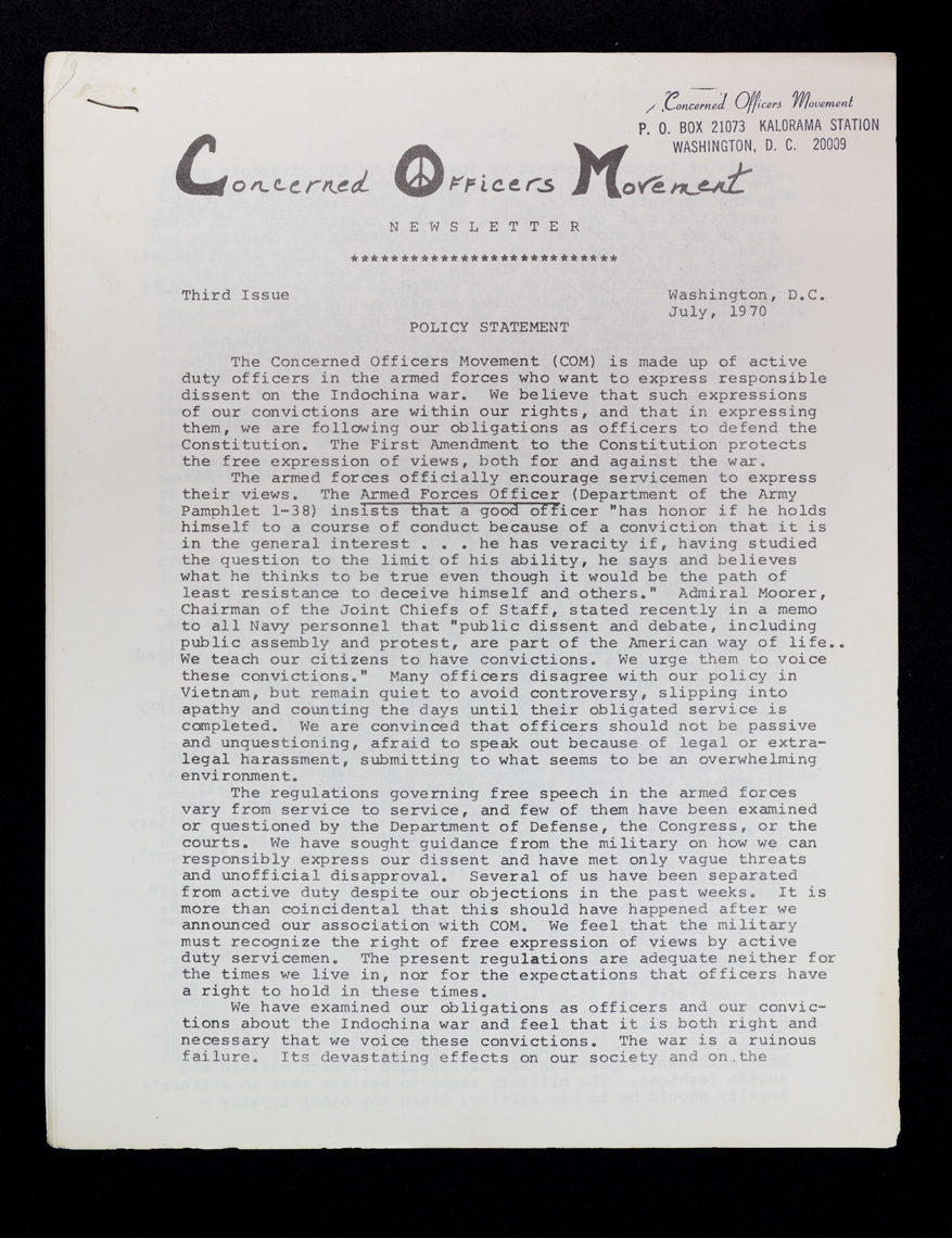 Concerned-Officers-Movement-Policy-Statement-July-1970