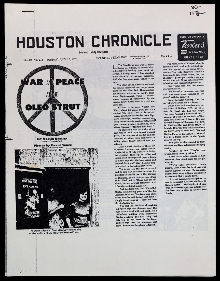 Houston-Chronicle-July-12-1970-Oleo-Strut
