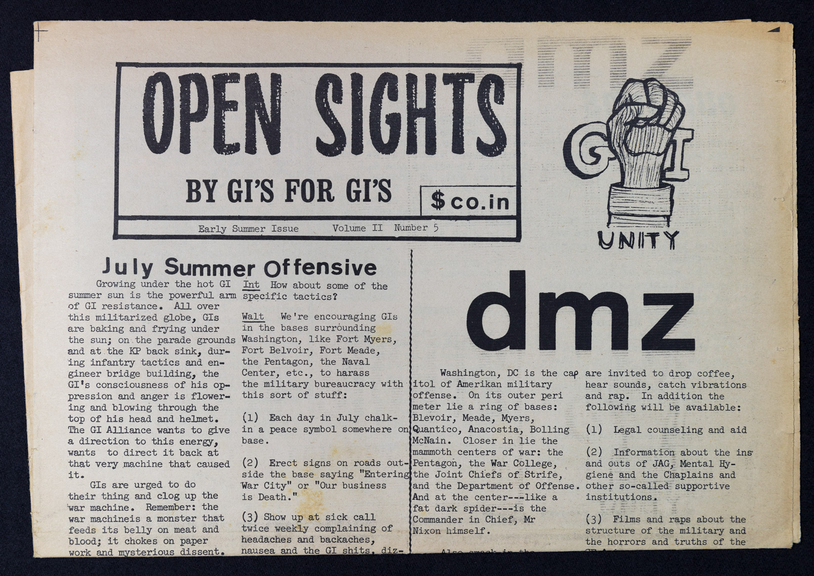 Open-Sights-Vol-2-No-5-Early-Summer-Issue