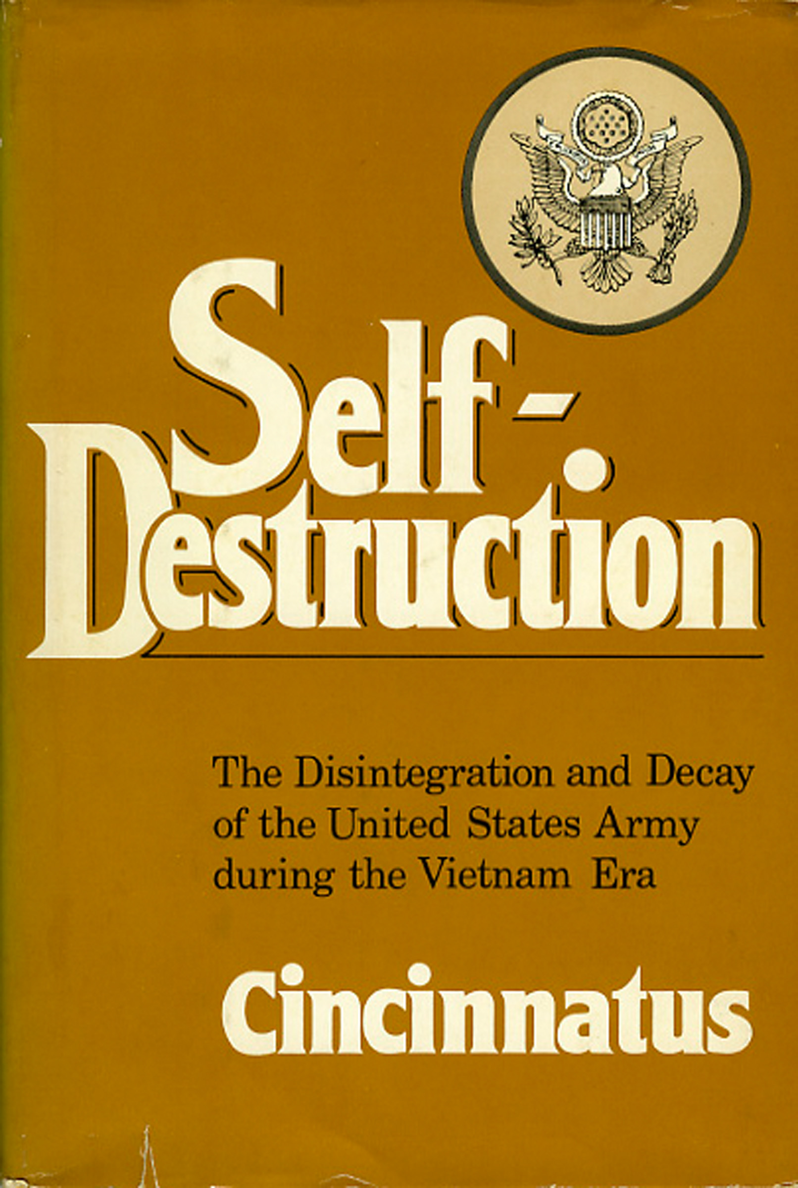 Self-Destruction