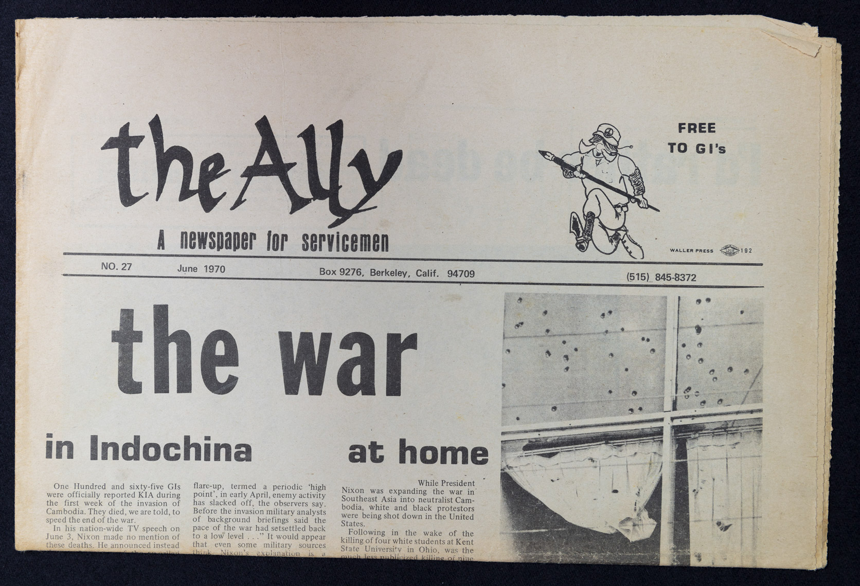 The-Ally-No-27-June-1970