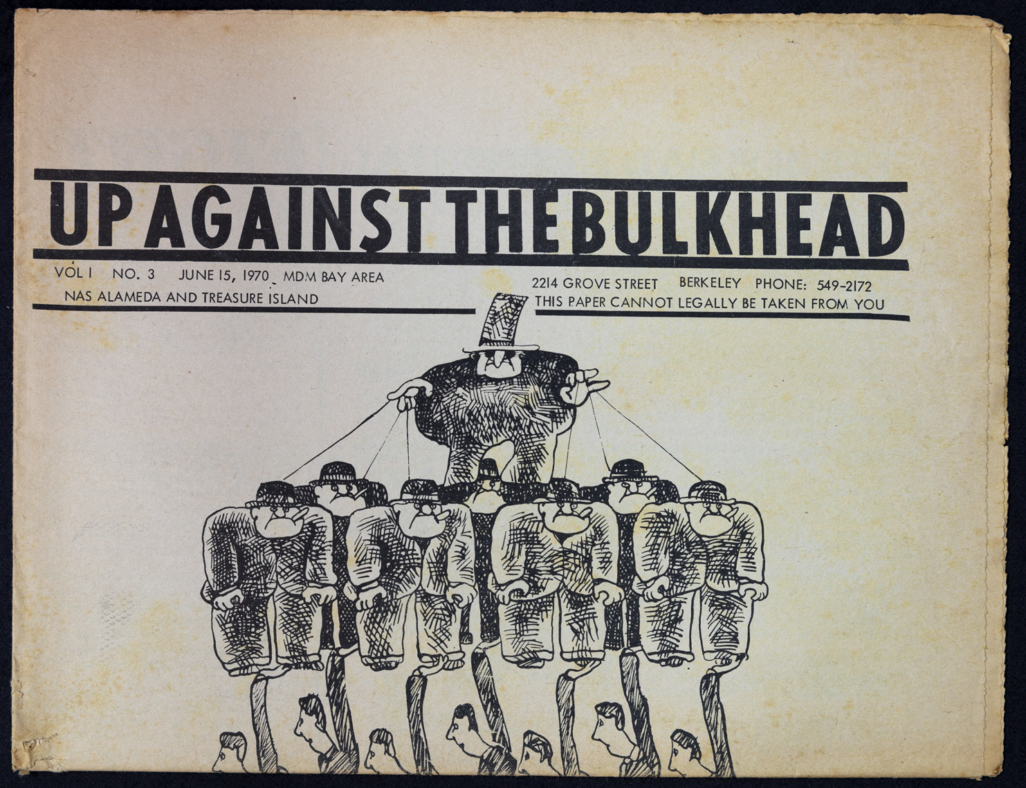 Up-Against-the-Bulkhead-Vol-1-No3-June-15-1970