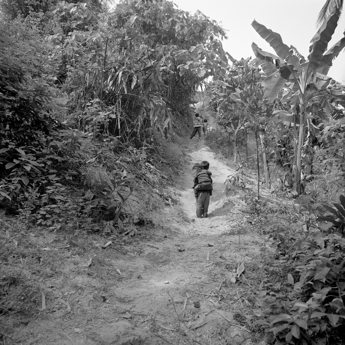 Country Trail, Khe Sanh, VN, 1991