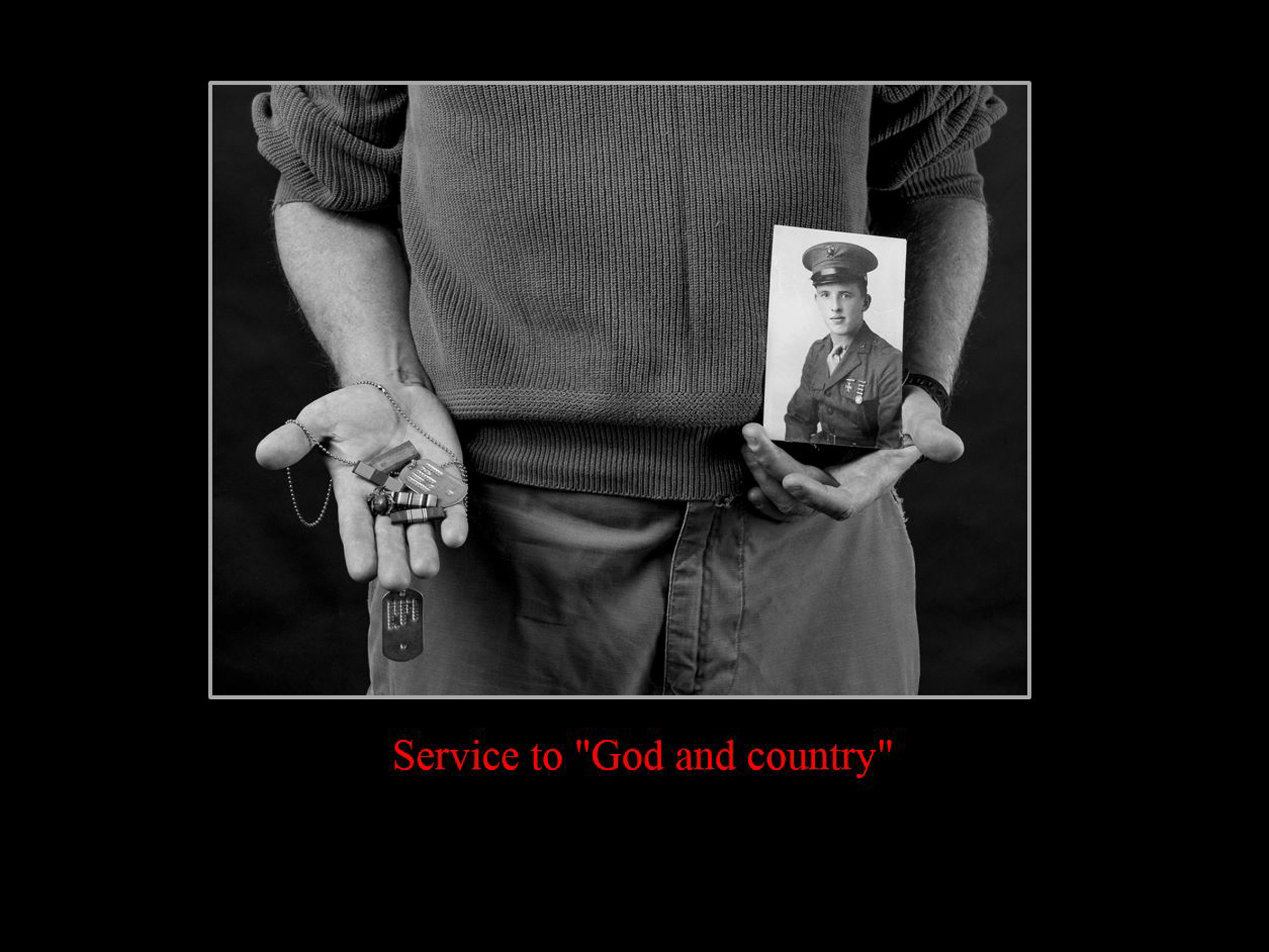 servicetoGodandcountry